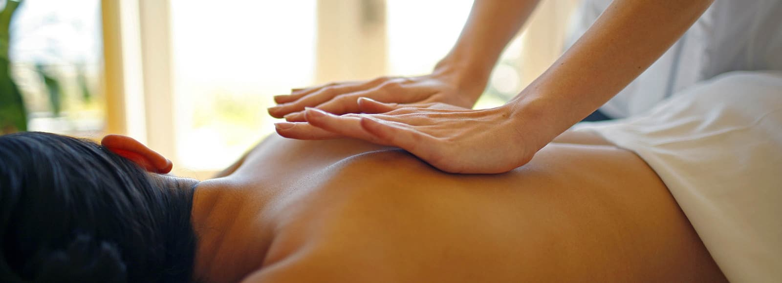 Acupressure and Massage Treatment